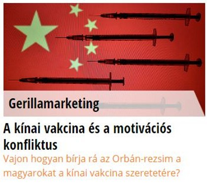 Gerillamarketing a weben és a Sajtószoba hirdető tábláján